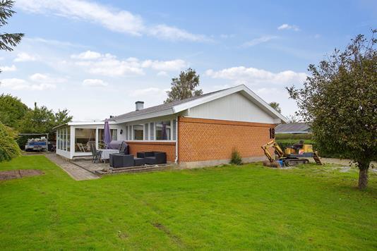 Villa på Engvej i Herlufmagle - Ejendommen