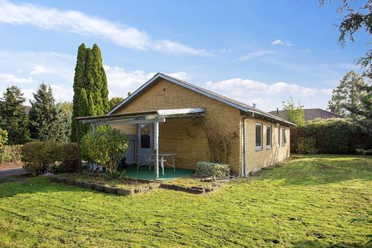 Villa på Bellisvænget i Herlufmagle - Ejendommen