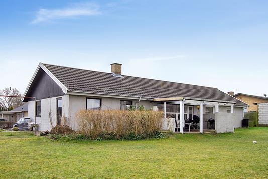 Villa på Gartnervænget i Herlufmagle - Ejendommen