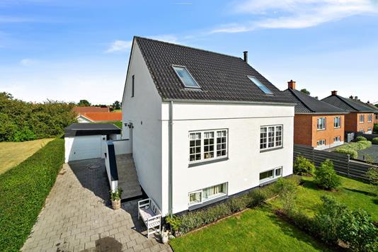 Villa på Ringstedgade i Næstved - Ejendommen