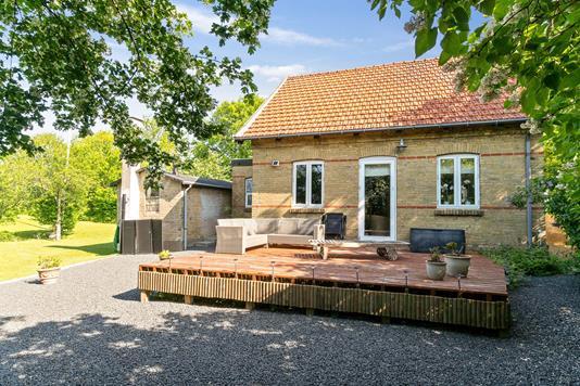 Villa på Guderupvej i Næstved - Terrasse