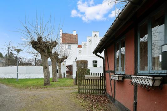 Villa på Kvislemarkvej i Sandved - Udendørs