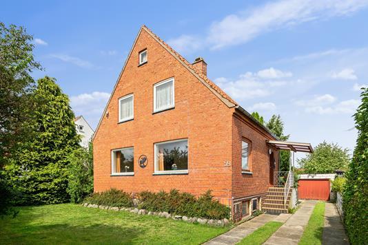 Villa på Holmegaardsvej i Holmegaard - Ejendommen