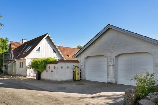 Villa på Grøftebjergvej i Glumsø - Ejendommen