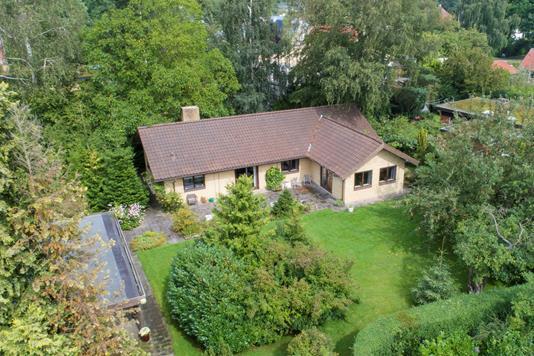 Villa på Hestefolden i Holte - Ejendommen