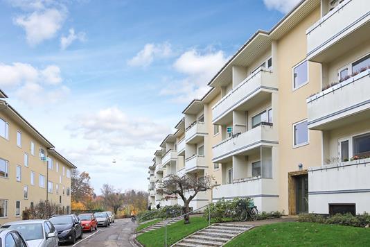 Ejerlejlighed på C.F. Richs Vej i Frederiksberg - Ejendommen