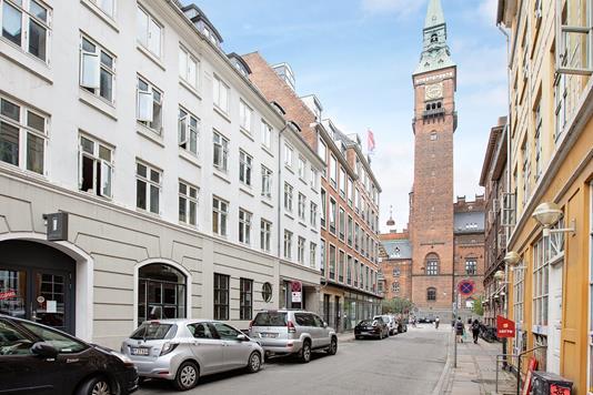 Ejerlejlighed på Lavendelstræde i København K - Ejendommen