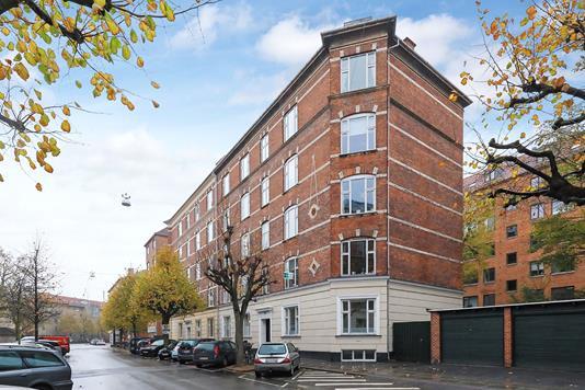 Ejerlejlighed på Dr. Abildgaards Alle i Frederiksberg C - Ejendommen