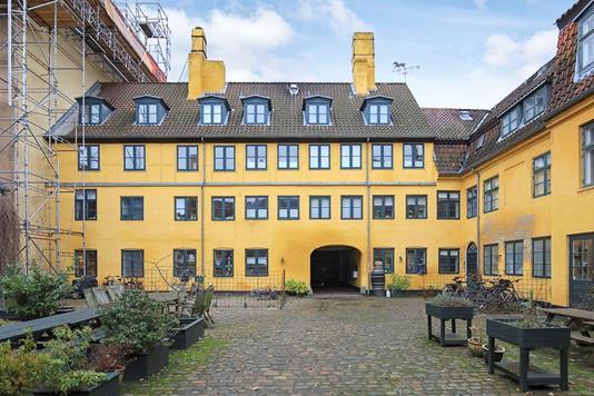Andelsbolig på Vesterbrogade i København V - Ejendommen