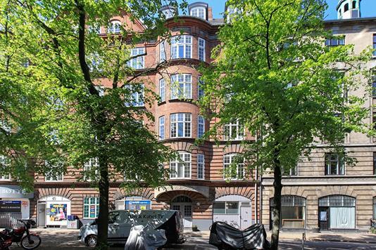 Ejerlejlighed på Schlegels Alle i Frederiksberg C - Ejendommen