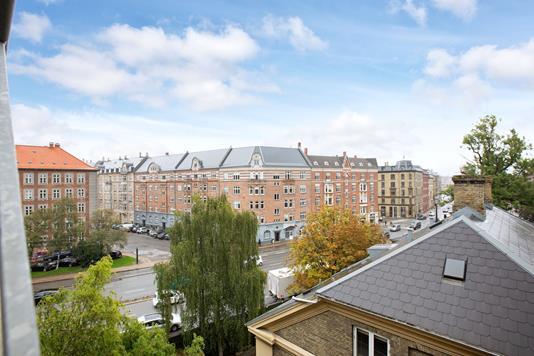 Ejerlejlighed på Mariendalsvej i Frederiksberg - Udsigt