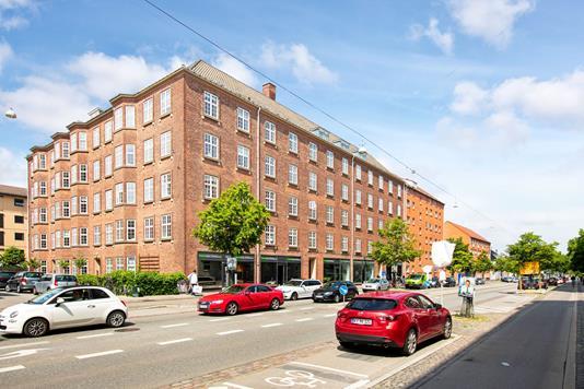 Ejerlejlighed på Nordre Fasanvej i Frederiksberg - Ejendommen