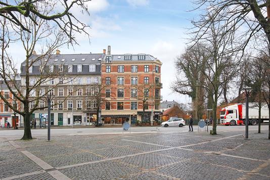 Ejerlejlighed på Allegade i Frederiksberg - Ejendommen