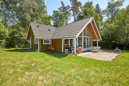 Fritidsbolig på Nyvej i Frederiksværk - Ejendommen