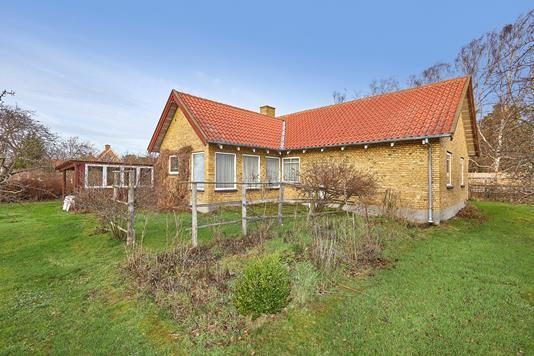 Villa på Liselejevej i Liseleje - Ejendommen