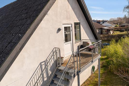 Ejerlejlighed på Lille Kregmevej i Frederiksværk - Udendørs