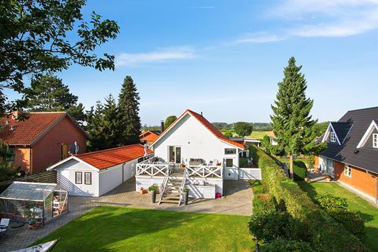 Villa på Rosmosevej i Hvidovre - Ejendommen