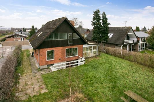 Villa på Engstrupgårdsvej i Hvidovre - Ejendommen