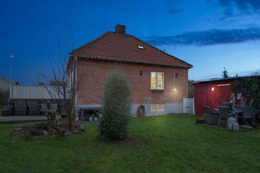 Villa på Dansvej i Hvidovre - Ejendommen