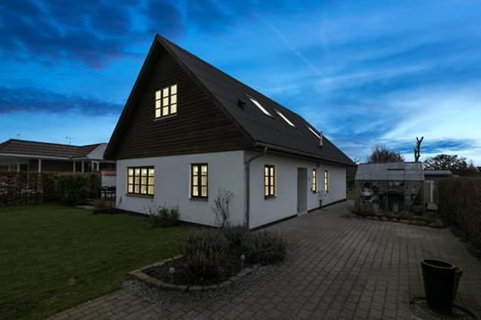 Villa på Muslingevej i Hvidovre - Ejendommen