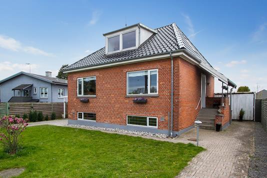 Villa på Ejstrupvej i Hvidovre - Ejendommen