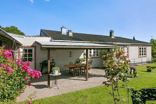 Villa på Idrætsvej i Hvidovre - Ejendommen