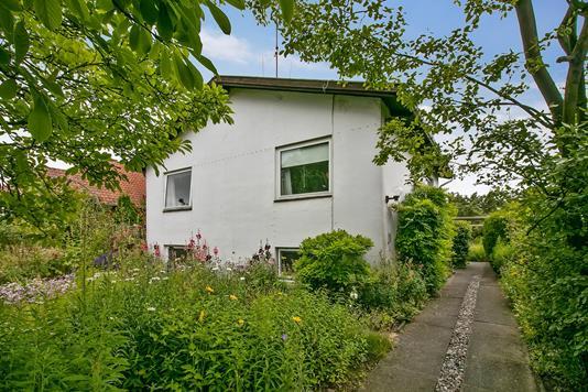 Villa på Kirkebroen i Hvidovre - Ejendommen