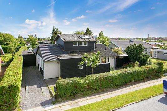 Villa på Krogholtsvej i Hvidovre - Ejendommen
