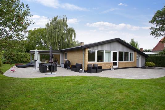 Villa på Guldbærvænget i Hvidovre - Ejendommen