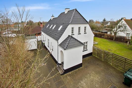 Villa på Brostykkevej i Hvidovre - Ejendommen
