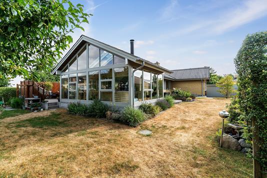 Villa på Sydkærsvej i Hvidovre - Set fra haven