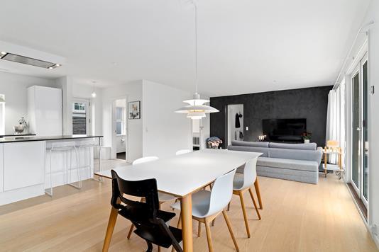 Villa på Krebsevej i Hvidovre - Køkken alrum