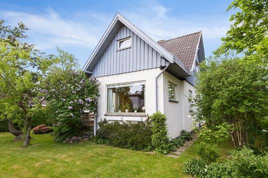 Villa på Strandhavevej i Hvidovre - Ejendommen