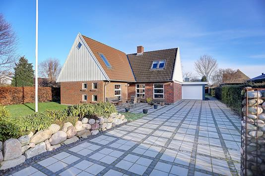 Villa på Strandbovej i Hvidovre - Ejendommen