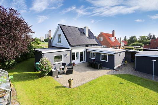 Villa på Kløverprisvej i Hvidovre - Ejendommen
