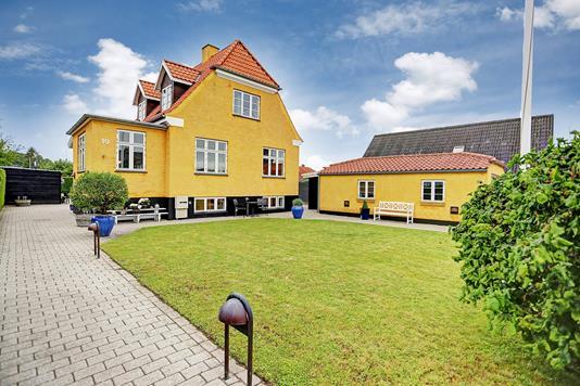 Villa på Bjergagervej i Hvidovre - Ejendommen