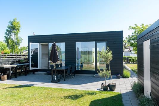 Sommerhus på Bredholtvej i Hvidovre - Set fra haven