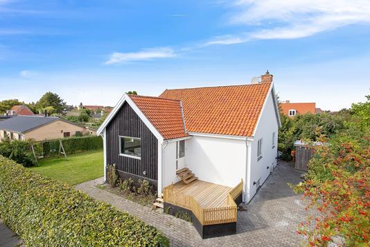 Villa på Giesegårdsvej i Hvidovre - Set fra vejen