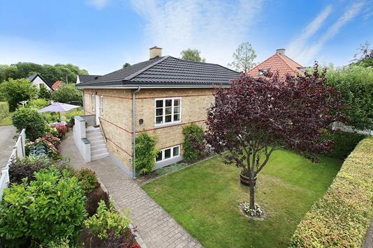 Villa på Birke Alle i Hvidovre - Ejendommen