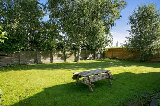 Villa på Priamos Alle i Hvidovre - Have