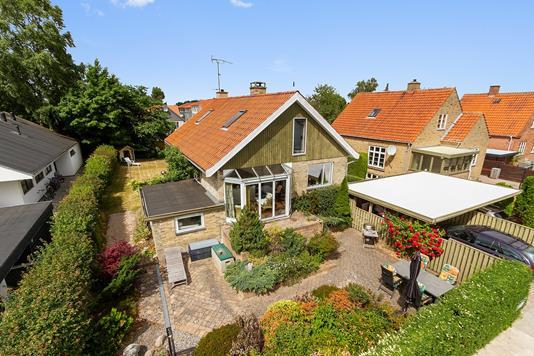 Villa på Kærmark i Hvidovre - Ejendommen