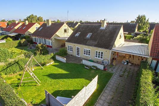 Villa på Fjeldstedvej i Hvidovre - Ejendommen