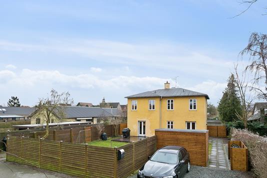 Villa på Stenstykkevej i Hvidovre - Ejendommen