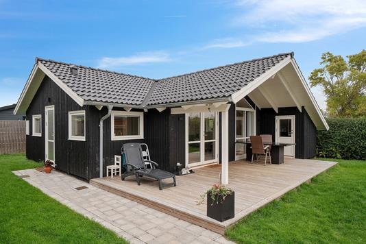 Sommerhus på Porsdam i Hvidovre - Ejendommen