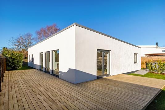 Villa på Priamos Alle i Hvidovre - Terrasse