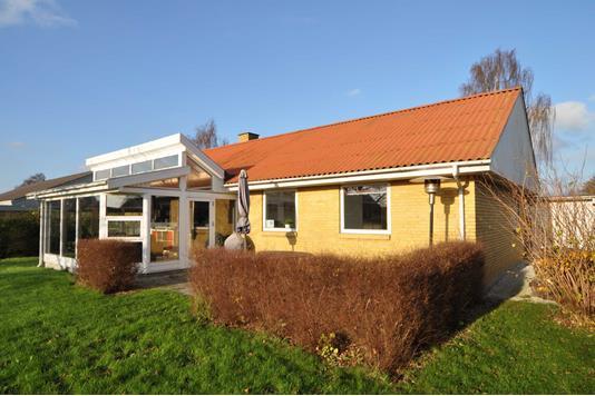 Villa på Karen Jeppesgade i Odder - Ejendommen