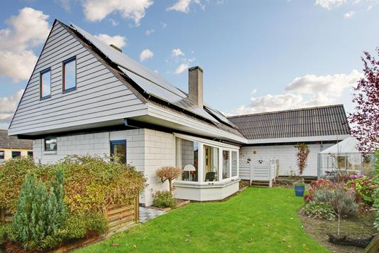 Villa på Lærkevej i Odder - Ejendommen