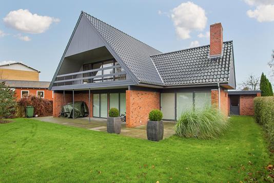 Villa på Torvald Køhlsvej i Odder - Ejendommen
