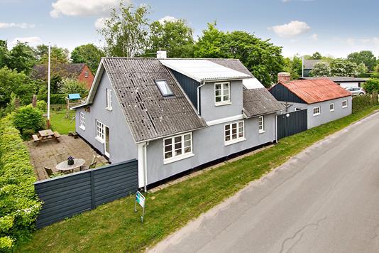 Villa på Balshavevej i Odder - Ejendommen