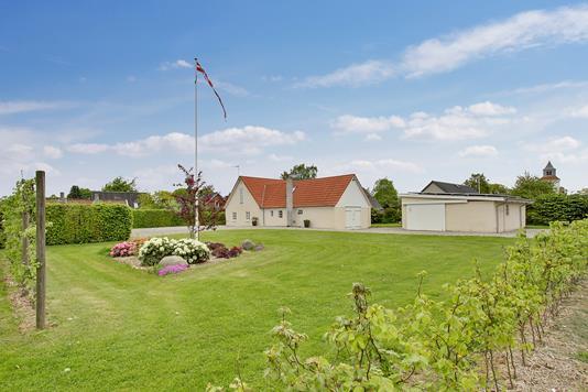 Villa på Gl.Bygade i Odder - Ejendommen